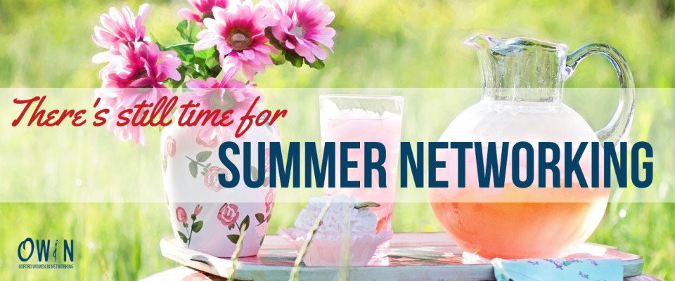 Summer Networking with OWIN